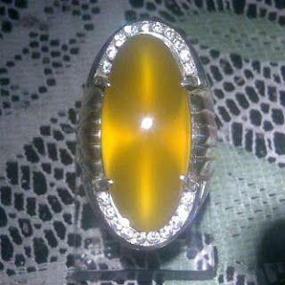 Chalcedony Yellow Raflesia Bengkulu