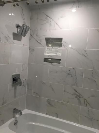 MSI Carrara 12 In X 24 In Polished Porcelain Floor And Wall Tile 16 Sq Ft Case In 2019