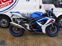 Max Torque Cans manufacture quality affordable Motorcycle Exhausts, manufactured  in Stainless, titanium and carbon fibre, available in road legal and race trim. With round, oval, tri-oval shapes and options include single outlet, twin outlet, carbon and GP PRO outlet styles .All road-legal exhausts come with removable baffles.( Decibel Killers ).Lifetime guarantee on all metal parts We also offer a De-cat service on most motorbikes, prices available in website http://www.maxtorquecans.com…
