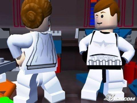 Lego Star Wars ll - Chegamos Na Cidade #3