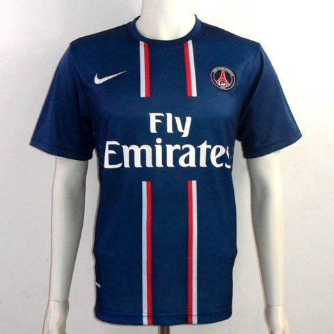 2012/2013 PSG Home Soccer Jersey | Sports | Pinterest