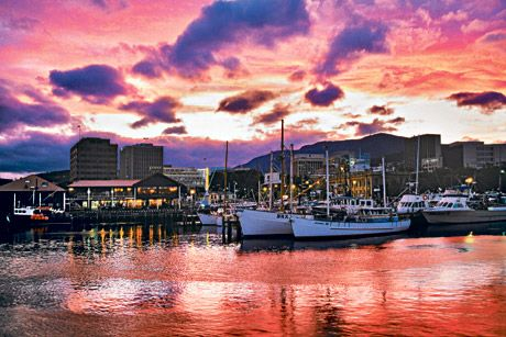 Hobart: My Kind of Town - Tasmania travel tips!