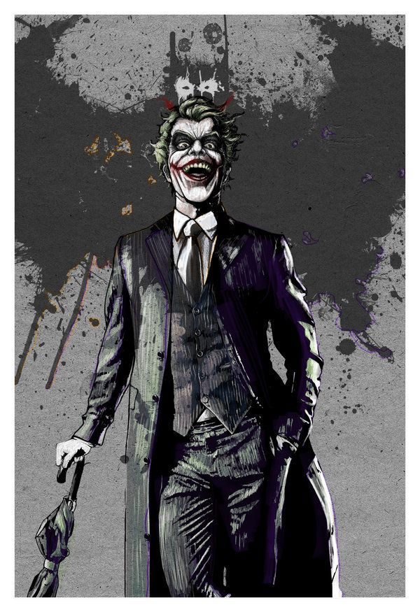 Joker - Craig Deakes
