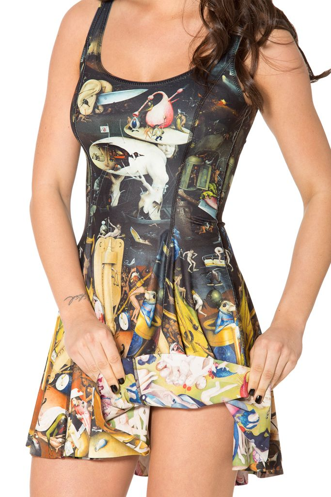0b39c0d2f3 Unearthly vs Earthly Delights Inside Out Dress - LIMITED (WW $170AUD / US  $165USD) by Black Milk Clothing | Closet Goals in 2019 | Black milk, Bl…