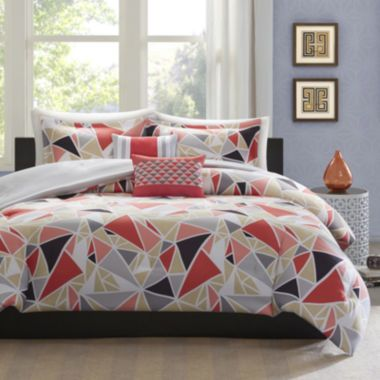 Intelligent Design Alicia Modern Duvet Cover Set  found at @JCPenney