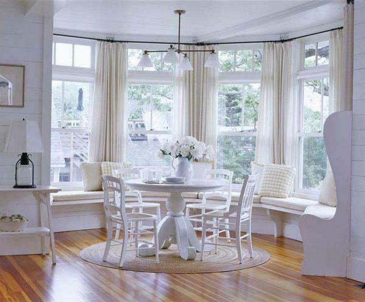 deko fur wohnzimmerfenster gemtliche fenstersitze und erkerfenster 36