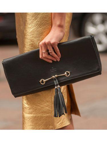 Fashion's World Capital: Gucci bag & Zara skirt
