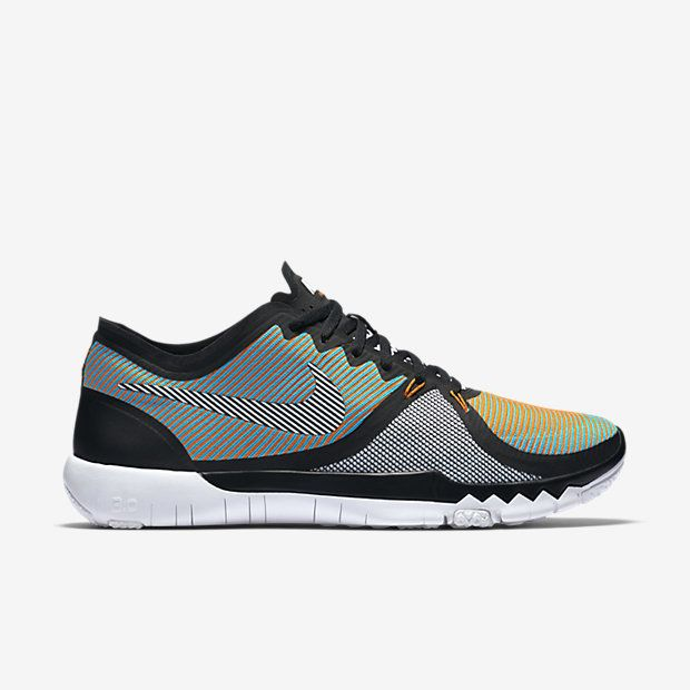 FLEXIBLE AND QUICK The Nike Free Trainer Men's Training Shoe is designed for  flexible natural motion and lateral stability. A dynamic…