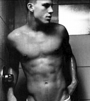 Channing Tatum. 'Nough said.omg the things I would do to this man!