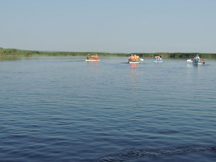 Fertő-tó kenu túra