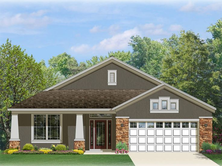 Best 25 affordable house plans ideas on pinterest house for Affordable ranch home plans
