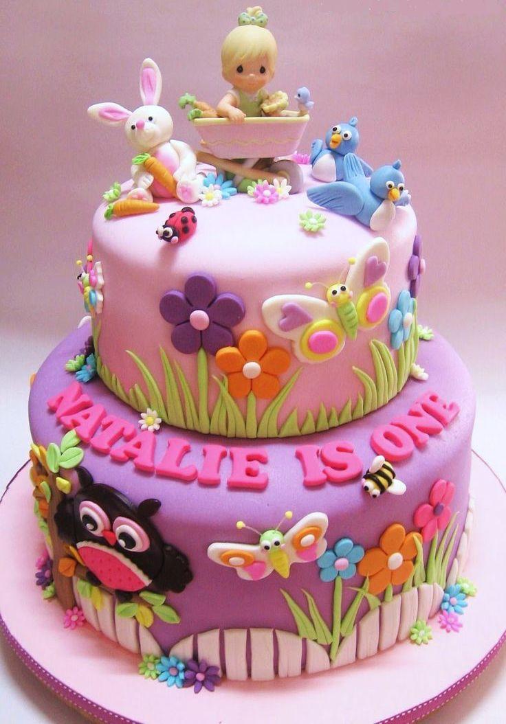 303 best Kids Birthday Cakes images on Pinterest Birthdays