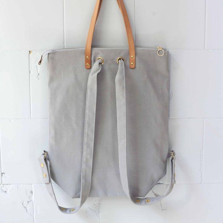 CANVAS BAGS - eine praktische Idee -