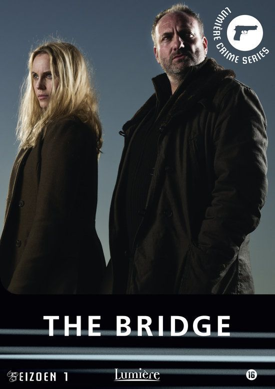 bol.com | The Bridge - Seizoen 1 (Dvd), Sofia Helin, Kim Bodnia & Dag Malmberg |...