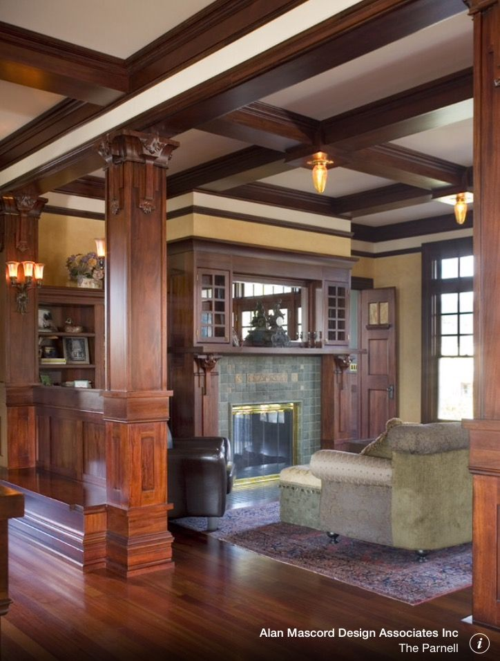 Craftsman Style Home Decorating Ideas: 46 Best Craftsman Style Homes Images On Pinterest