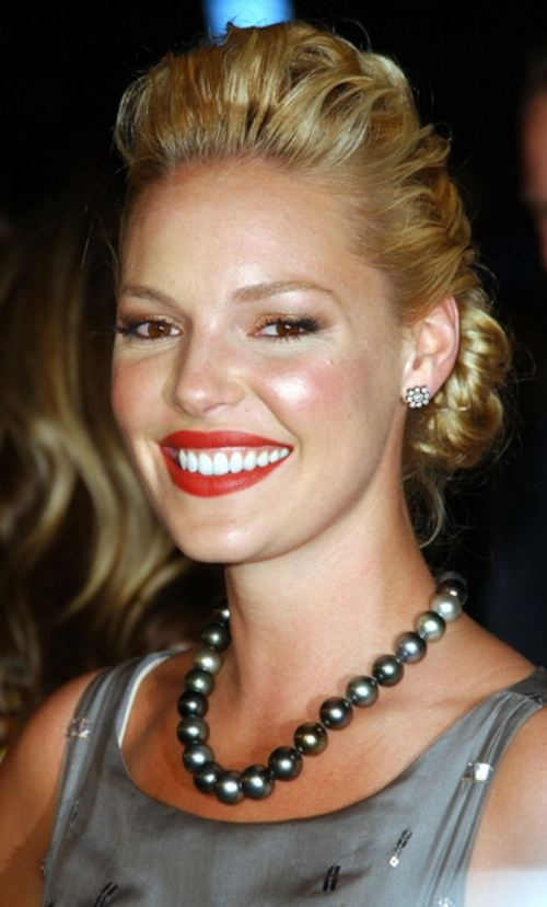 Katherin Heigl - love this lady! She is so pretty and funny!