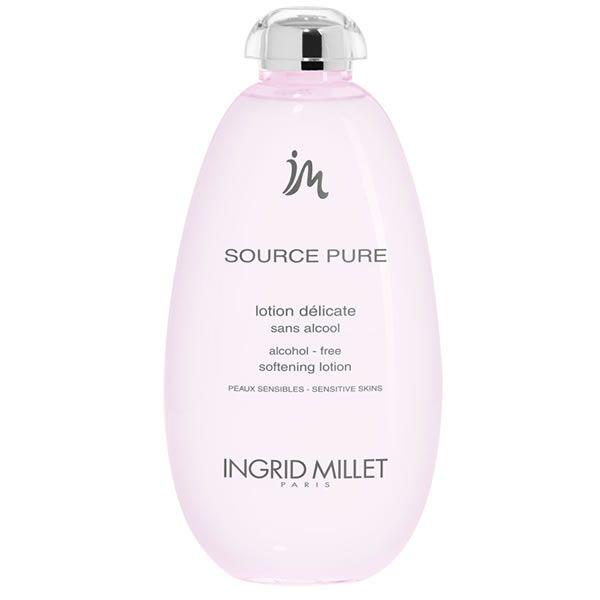 Ingrid Millet Source Pure Lotion Délicate Sans Alcohol 200ml Cosmetiques Online