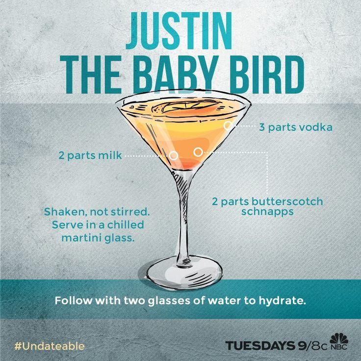 The signature Justin cocktail. #cocktail #recipe