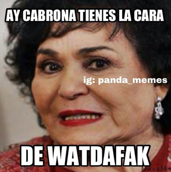 Funny Spanish Birthday Meme : Best images about carmen salinas memes on pinterest