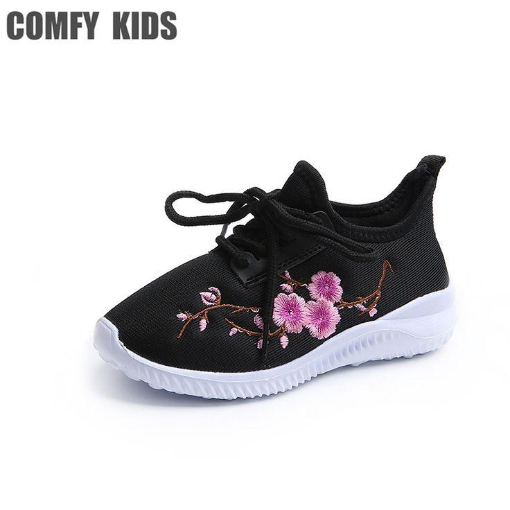 chaussure de Les filles sport Sneakers printemps automne chaussures nettes confort princesse chaussures rose nPWNXrI2Mz