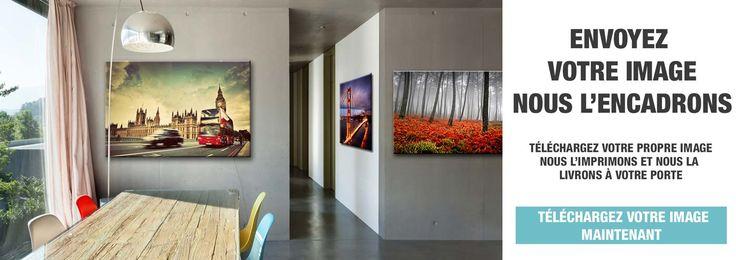 Impression photo sur toile et impression grand format en ligne |Decophotoplus.com