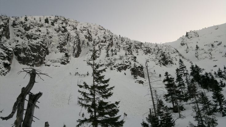 PRO SPORT Fotki z wycieczki. Czarny Kocioł Jagniątkowski zimą