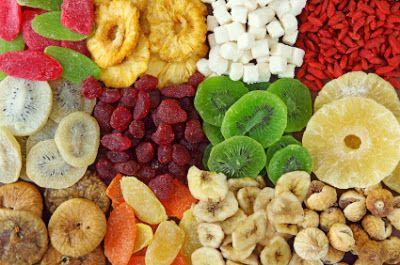 Ξήρανση φρούτων
