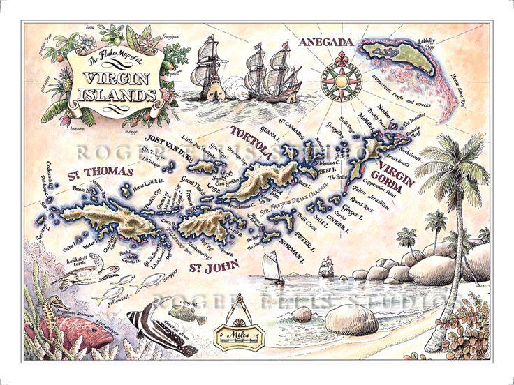 136 best British Virgin Islands images on Pinterest  British