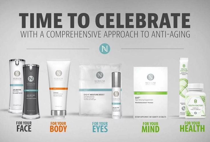 A comprehensive approach to anti-aging! Introducing Youth Factor! #nerium #youthfactor #health #wellness