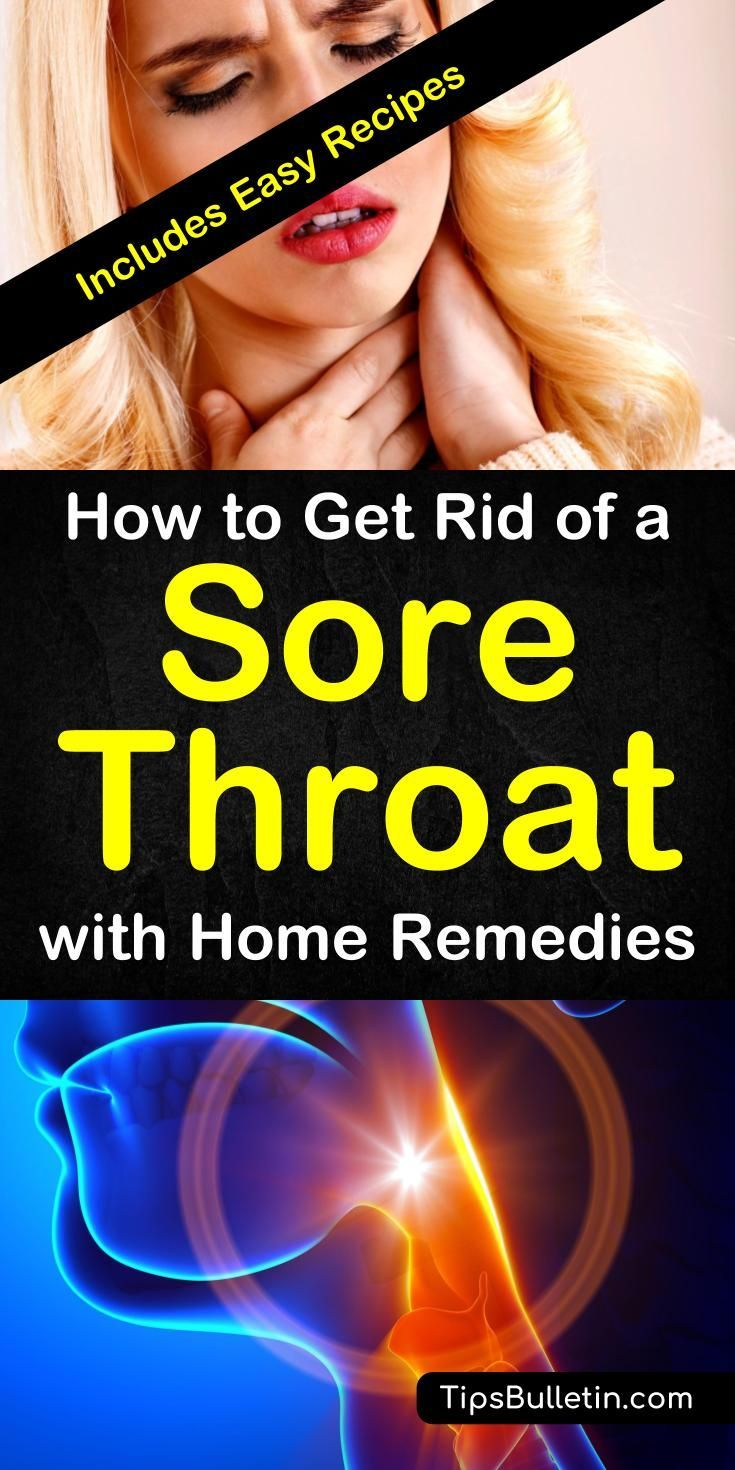 How To Get Rid Of Throat Pain When Swallowing