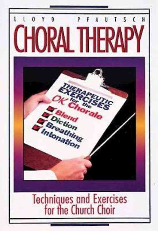 Many church choir directors are not formally trained in all disciplines needed to direct a music program. One area which intimidates many directors is that of vocal training and how to increase the ab