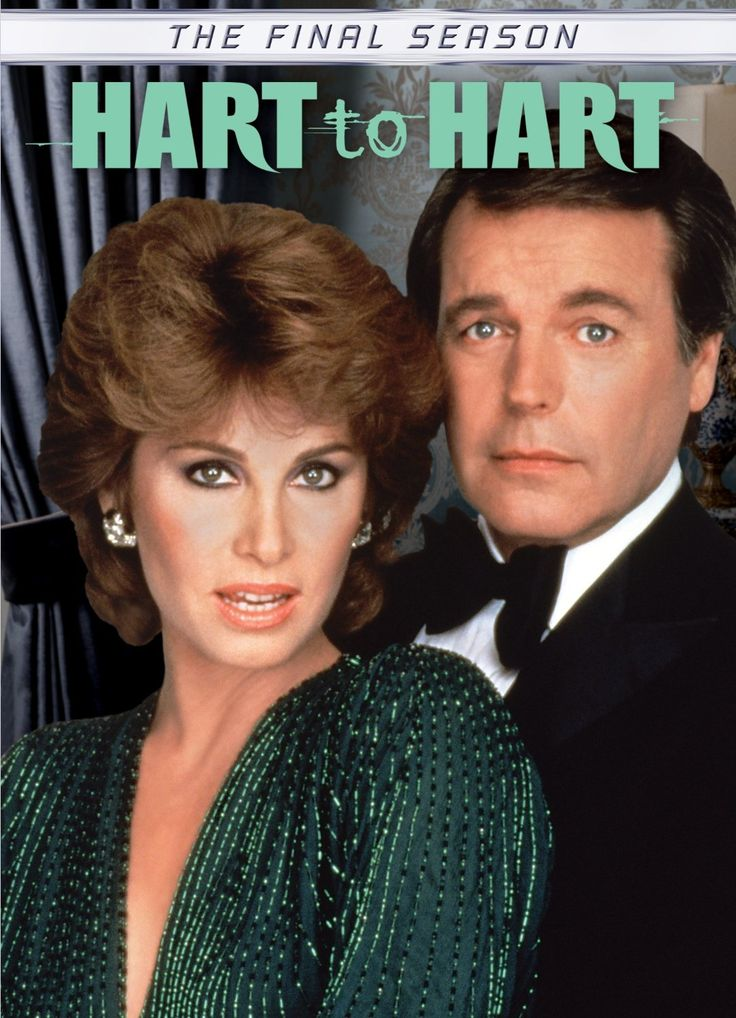 This release serves up every episode from the fifth season of the television series HART TO HART starring Robert Wagner and Stephanie Powers as married private detectives who solve various mysteries.
