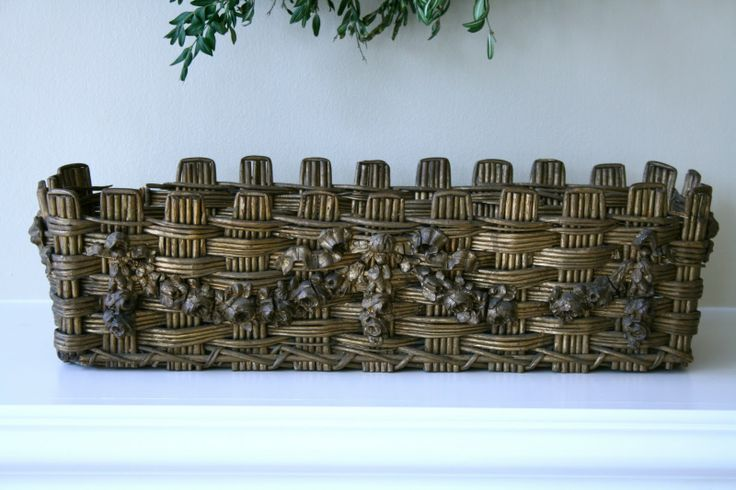 Barbola flower basketGorgeous Barbola, Barbola Flower, Search, Flower Baskets, Barbola Baskets, Beautiufl Barbola, French Antiques, Chic Antiques, Antiqueahol