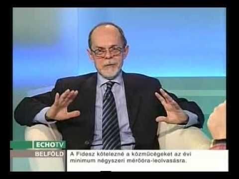 EchoTV ~ Háttér-Kép - 2013.01.18     - Vendégek: Bogár László, Boros Imre    - Műsorvezető: Bayer Zsolt