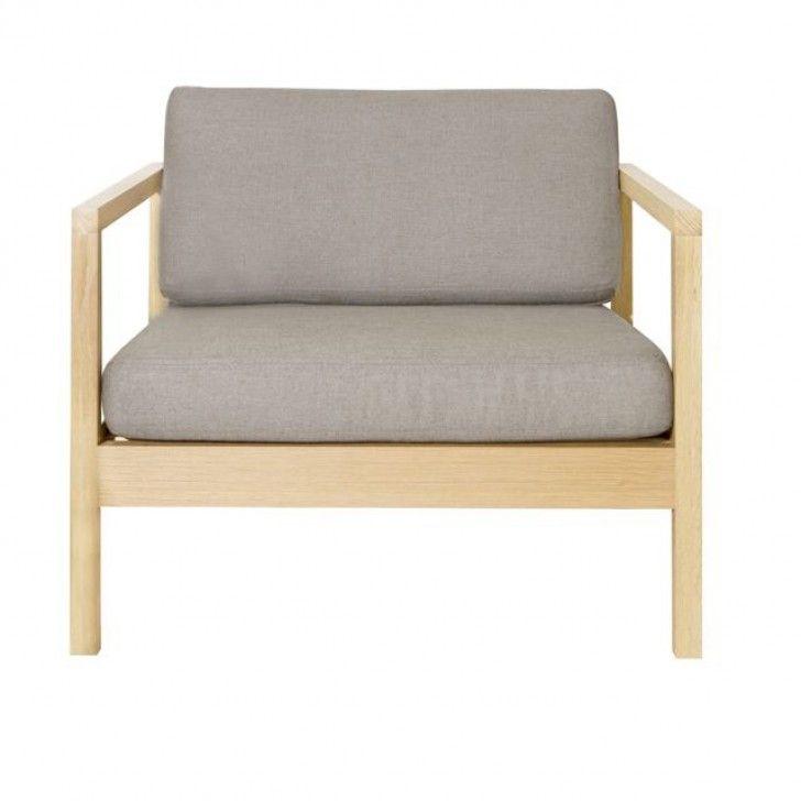LIM | Oak Outdoor Armchair - Furniture - 5rooms.com