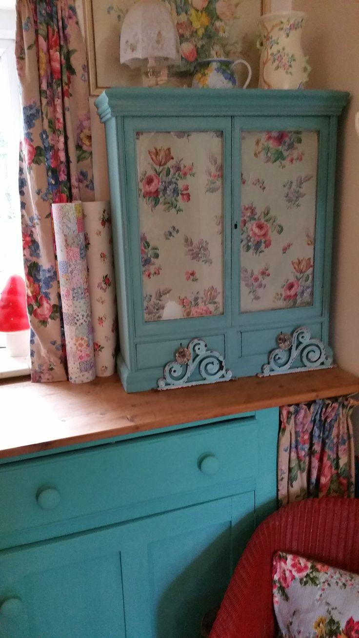 Vintage Cupboard Maggie Neale