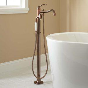 Old Fashioned Bathtub Faucets