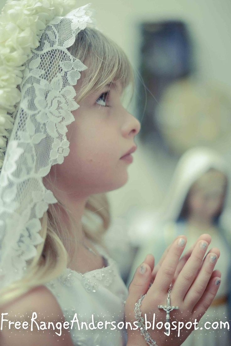 First Holy Communion pictures <3