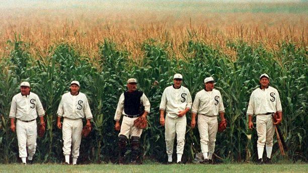 "Play Baseball on the ""Field of Dreams"" in Dyersville"