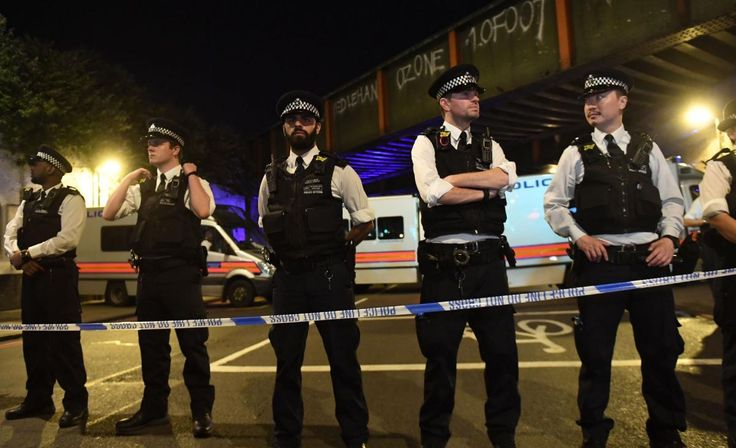 One Dead in Terror Attack Outside North London Mosque
