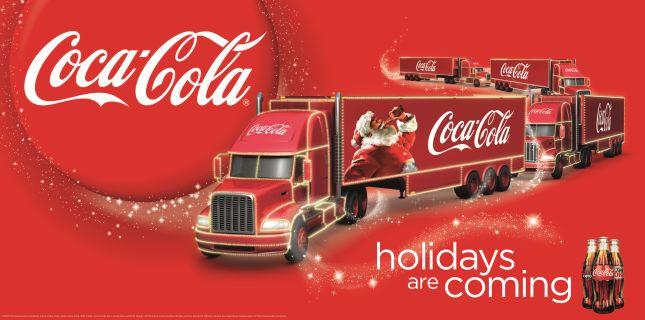 Coca-Cola Weihnachts-Wallpaper, Bildschirmschoner, Designs und mehr
