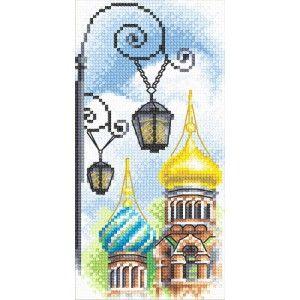 """Panna """"Фонари"""" ГМ-0363 наборы для вышивания  интернет-магазин Salfetka-shop.ru"""