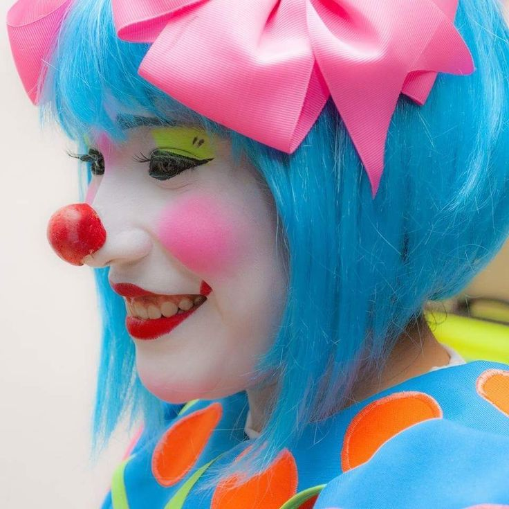 3517 best Female Clowns and Mimes images on Pinterest ...
