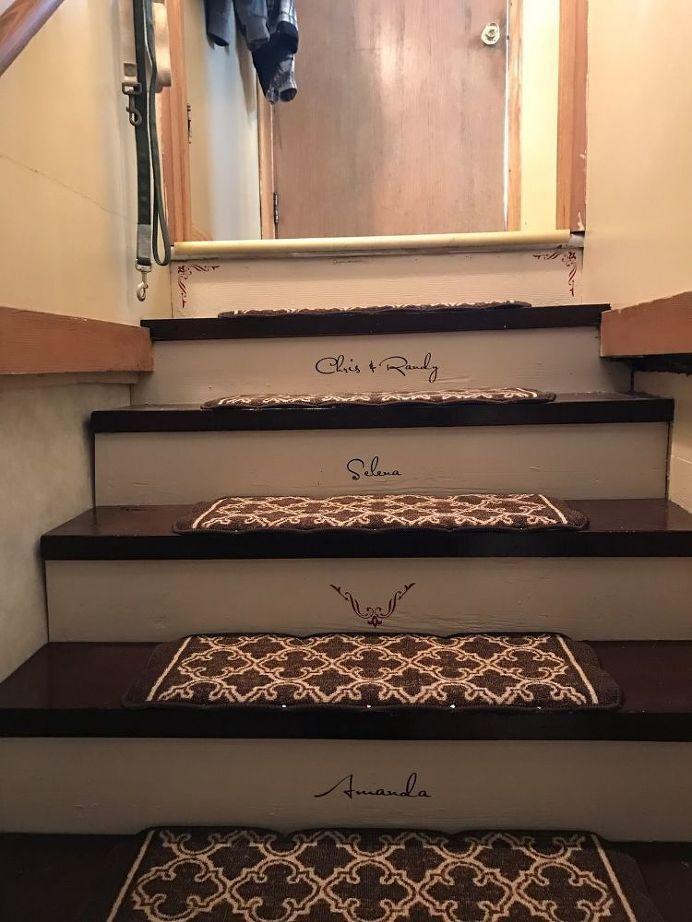 Best Carpeted Stair Nightmare Carpet Stairs Hallway Carpet 640 x 480