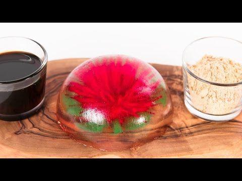 How to Make a Raindrop Cake (Three Ways) - YouTube