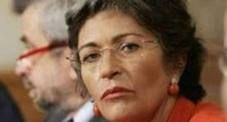 Compravendita senatori, Finocchiaro a Napoli: «Due colleghi del Pd invitati a passare con Berlusconi»