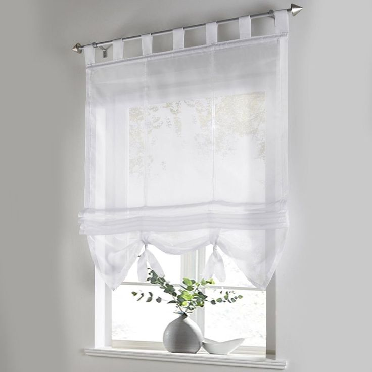 Best 25 bathroom window curtains ideas on pinterest Bathroom window curtains