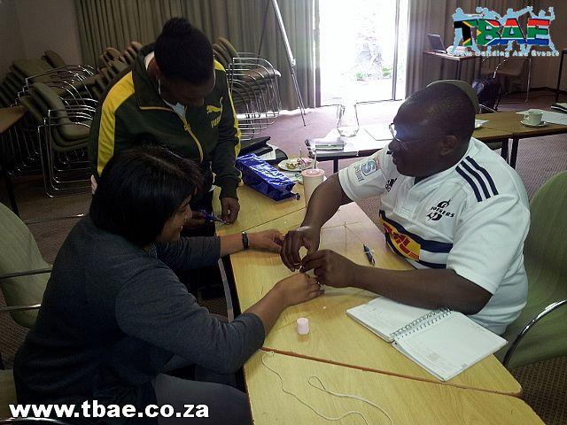 SAICA Minute to Win It Team Building Durbanville Cape Town