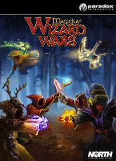 Gamer Entry: Magicka: Wizard Wars
