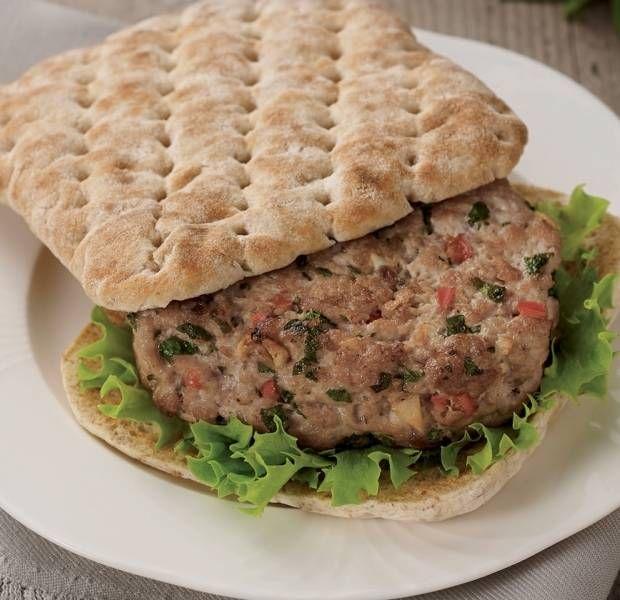 Turkey chilli burgers | Recipe | Mince recipes healthy ...